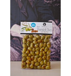 Delicious Crete 250 g Marinated Green Olives