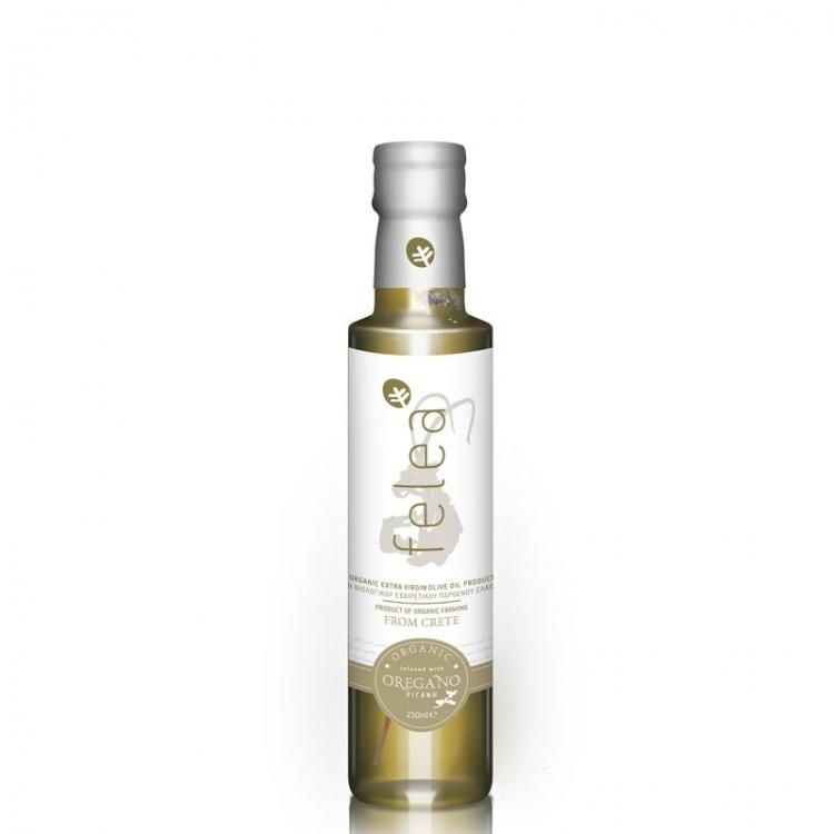 felea oregano infused oil