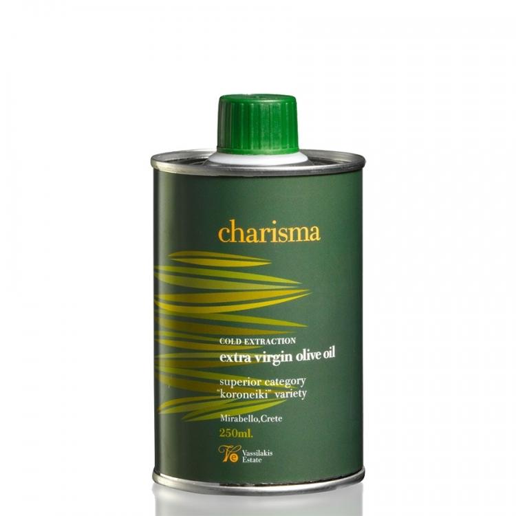 olive oil charisma